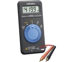Hioki 3244-50 Card Size Type Digital Multimeter up to CAT III 300V, 4199 count display