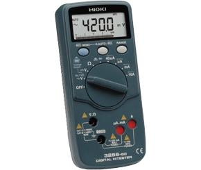 Hioki 3256-50 Digital Multimeter up to CAT III 600V, 4200 count display