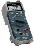 Hioki 3257-51 Digital Multimeter with True RMS up to CAT III 1000V, 4200 count display
