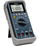 Hioki 3801-50 Digital Multimeter with True RMS up to CAT IV 600V, 51,000 count display