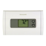 Honeywell RTH110B Digital Non-Programmable Thermostat