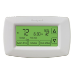 Honeywell RTH7600D 7-Day Programmable Thermostat
