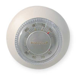 Honeywell T87 Manual Non-Programmable Thermostat