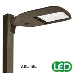 Hubbell Outdoor Lighting Asl A 16l 4k 210 3 U Db 123w Area