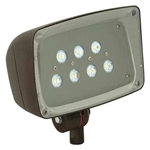 Hubbell Outdoor Lighting FSL-7 26.5W Decorative Floodlight, 2040 Lumens, 5000K, 120-277V