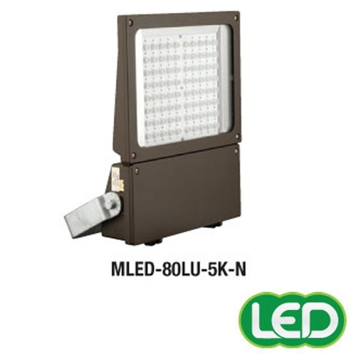 Hubbell outdoor lighting mled 80lu 5k w bz 179w magnuliter led hubbell outdoor lighting mled 80lu 5k w bz 179w magnuliter led floodlight 80 leds 120 277v aloadofball Choice Image