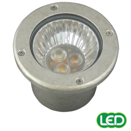 Hubbell outdoor lighting re pt 3w led recessed lightscraper hubbell outdoor lighting re pt 3w led recessed lightscraper landscape light die cast aluminum pewter finish aloadofball Image collections