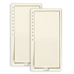 Insteon 2400AL Paddle Color Change Kit for SwitchLinc, Almond