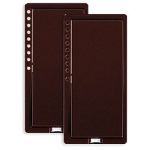 Insteon 2400BR Paddle Color Change Kit for SwitchLinc, Brown