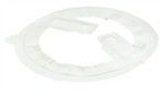 Juno Recessed Lighting Accessory ALG926 (ALG926) Standard Slope Air-Loc Energy Conserving Gasket for IC926