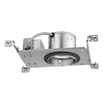 "Juno Recessed Lighting IC920LWDG4-3K-1 5 "" IC WarmDim LED New Construction Housing 900 Lumens, 3000K Color Temperature, Dedicated Driver 120V"