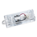 Juno SL101TB Danalite Indoor Terminal Block, Accepts 14AWG - 22AWG Wire Input