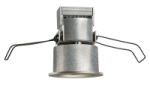 "Juno Recessed Lighting MD1L3K-FL-SN 2-1/4"" Mini LED Downlight 3000K Flood Beam Spread, Satin Nickel Finish"