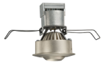 "Juno Recessed Lighting MG1L27K-SP-SN (MG1LG2-27K-SP-SN) 2-5/8"" LED Mini LED Gimbal 2700K Spot Beam Spread, Satin Nickel Finish"