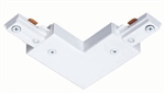 Juno Track Lighting R24WH (R24 WH) Trac Lites Adjustable Connector, White Color