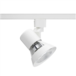 Juno Track Lighting R531WH (R531 WH) Trac Lites Flared Gimbal Line Voltage 50W PAR20 White Color