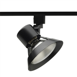 Juno Track Lighting R532BL (R532 BL) Trac Lites Flared Gimbal Line Voltage 75W PAR30 Black Color