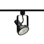 Juno Track Lighting R533BL (R533 BL) Trac Lites Open Back Spotlight Line Voltage 75W PAR30 Black Color
