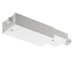 Juno Track Lighting RCLFM11WH (RCLFM11 WH) Trac Lites Current Limiting Feed, 1 Circuit, Mini End Feed, White Color