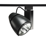 Juno Track Lighting T209LG2-35HCFBL Trac Master Conix LED 19W, 3500K Color Temperature, 90 CRI, Flood Beam Spread, Black Finish