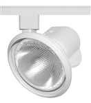 Juno Track Lighting T231WH (T231 WH) Close-Up with Metal Shade - Line Voltage 75W PAR30, White Color