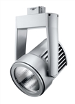 Juno Track Lighting T255LED-35K-FL-SL Cylindra 45W LED 3500K Color Temperature, Flood Beam Spread, Silver Finish