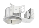 "Juno Recessed Lighting TC1420LED4-27K-UCP 5"" LED Standard Type New Construction Housing 1400 Lumens, 2700K Color Temperature, 120-277V 0-10V Dimmable Light for Chicago Plenum"