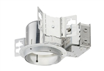 "Juno Recessed Lighting TC1422LED3-27K-L 6"" LED Standard Type New Construction Housing 1400 Lumens, 2700K Color Temperature, 120V Lutron Hi-Lume 3-Wire Dimmable Light"