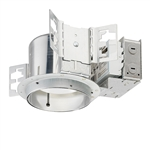 "Juno Recessed Lighting TC2020LED4-35K-L 5"" LED New Construction, 2000 Lumens, 3500K Color Temp, Lutron Hi-Lume 3-Wire"