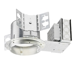 "Juno Recessed Lighting TC2020LED4-41K-LCP 5"" LED New Construction, 2000 Lumens, 4100K Color Temp, Lutron Hi-Lume 3-Wire, Chicago Plenum"