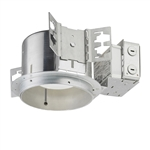"Juno Recessed Lighting TC2022LED4-27K-L 6"" LED New Construction, 2000 Lumens, 2700K Color Temp, Lutron Hi-Lume 3-Wire"