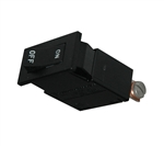 Juno Track Lighting TCL4BL (TCLCB 4A BLCK) Current Limiting Circuit Breaker - 4A (480W), Black Color