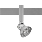 Juno Track Lighting TF1040SL (TF1040 SL) Flex 12 Low Voltage Lily MR16 LED-Compatible Lampholders, Silver Finish