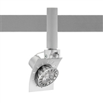 Juno Track Lighting TF1041SL (TF1041 SL) Flex 12 Low Voltage Arc MR16 LED-Compatible Lampholders, Silver Finish