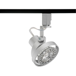 Juno Track Lighting TL1042SL (TL1042 SL) Trac 12 Miniature Low Voltage Concentricity MR16 LED-Compatible Lampholders, Silver Finish