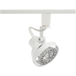 Juno Track Lighting TL1042WH (TL1042 WH) Trac 12 Miniature Low Voltage Concentricity MR16 LED-Compatible Lampholders, White Finish