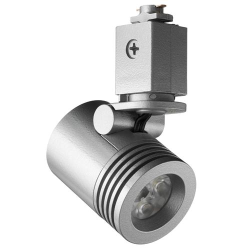 Juno Track Lighting Tl114led 2k Fl Sl Trac 12 Led Mini Cylinder Spotlight 6w