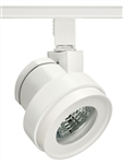 Juno Track Lighting TL141WH (TL141 WH) Trac 12 Cylindra 20-50W MR16 Bulb, White Color