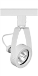 Juno Track Lighting TL296WH (TL296 WH) Trac 12 Open Back Gimbal 50W MR16 Bulb, White Color