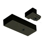 Juno Track Lighting TL38BL (TL38 BL) Trac 12 End Feed Connector/Joiner with Cover and Dead End, Black Color