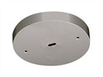 Juno Track Lighting TL540SL (TL540 SL) Cylindrical Surface Monopoint with Integral Transformer Silver Color