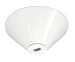 Juno Track Lighting TL541WH Conical Monopoint with Integral Transformer White Color