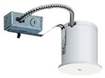 Juno Track Lighting TL542WH Recessed Remodel Construction Monopoint Transformer White Color