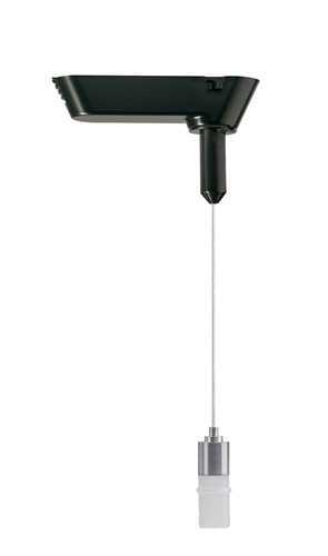 Juno Track Lighting Tp78bl Tp 78in Bl Trac Master Pendant Adapter Cordset With 78 Extension Black Color