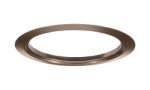 "Juno Recessed Lighting Accessory TR5-ABZ (TR5 ABZ) 5"" Aged Bronze Trim Ring"