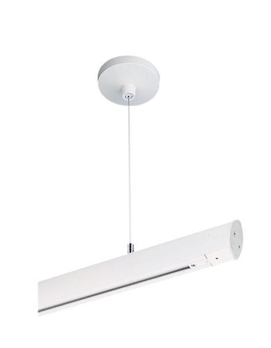 Juno Track Lighting TT595WH (TT595 WH) Trac Tube Trac Master T-Bar Ceiling Pendant Cable White Color  sc 1 st  Electric Bargain Store & Juno Track Lighting TT595WH (TT595 WH) Trac Tube Trac Master T-Bar ...
