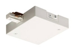 Juno Track Lighting TUCLF11WH (TUCLF11 WH) Trac-Master Current Limiting Feed, 2-Circuit, End Feed, White Color