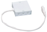 Juno Undercabinet Lighting ULH-DWM-WH (UDWM WH) Direct Wire Module White Finish