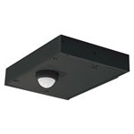 Juno Undercabinet Lighting ULH-DWMOC-BL (UDWMOC BL) Direct Wire Occupancy Sensor Module, Black Finish