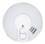 "Kidde 0946 4"" micro profile Ionization Sensor Battery Powered Smoke Alarm"